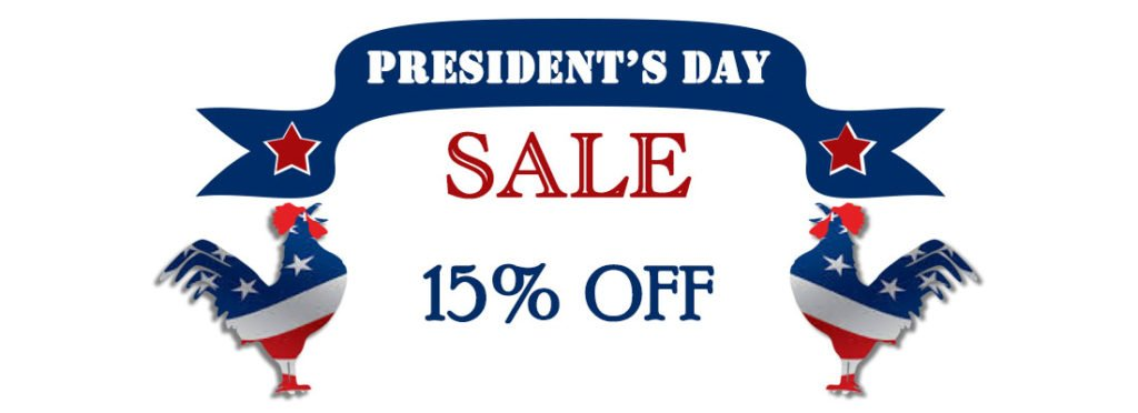 President S Day Sale Roost And Galley