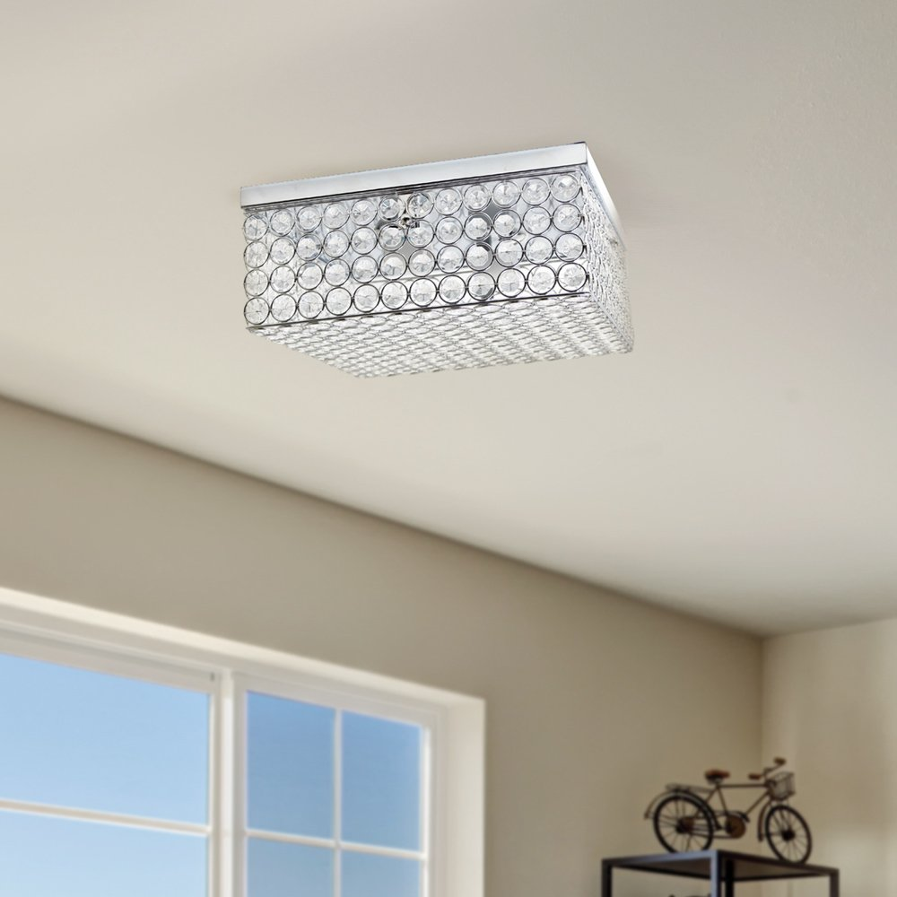 mount dimmable canada flush led products light ceiling square