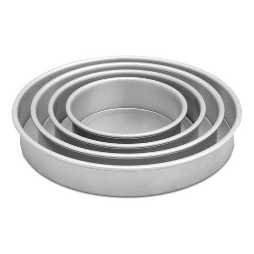 Inch Round Glass Cake Pan